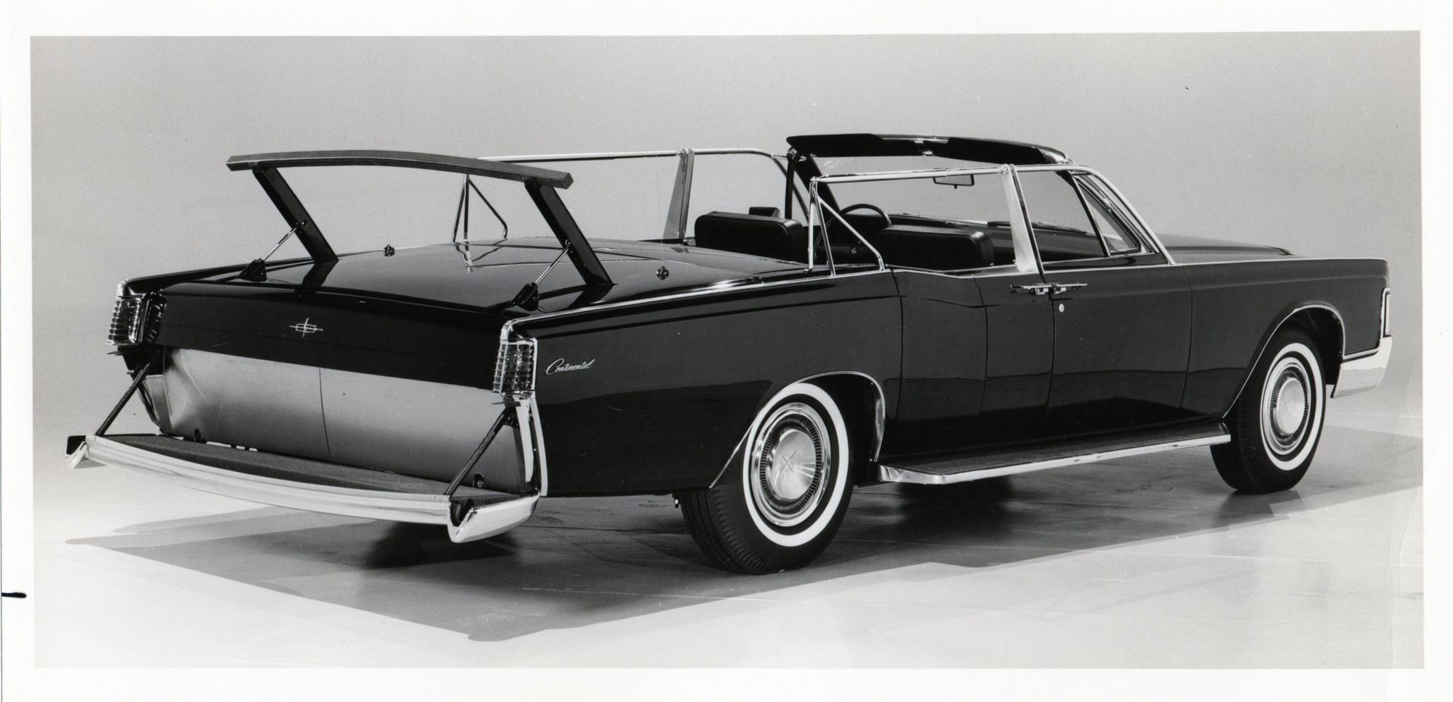 1968 Lincoln Continental Convertible For Secret Service Use Top Wiring Diagram Presidential
