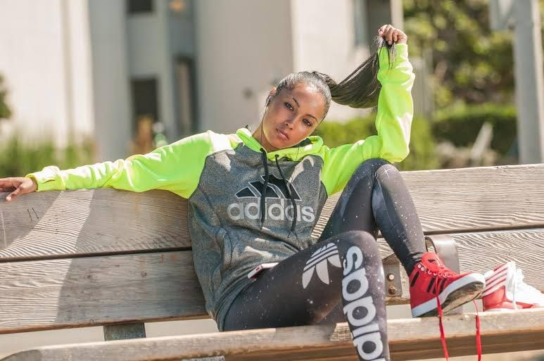 """Girl Much Talks With Pro Athlete and Actress Tammy """"T-Time"""" Brawner About Her Life http://GirlMuch.com/?p=2156"""