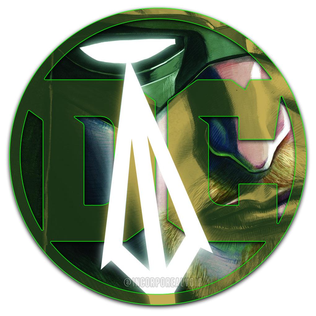Dc Green Arrow Logo By Sacredrealmhero Comics Logo Green Arrow Logo Arrow Logo