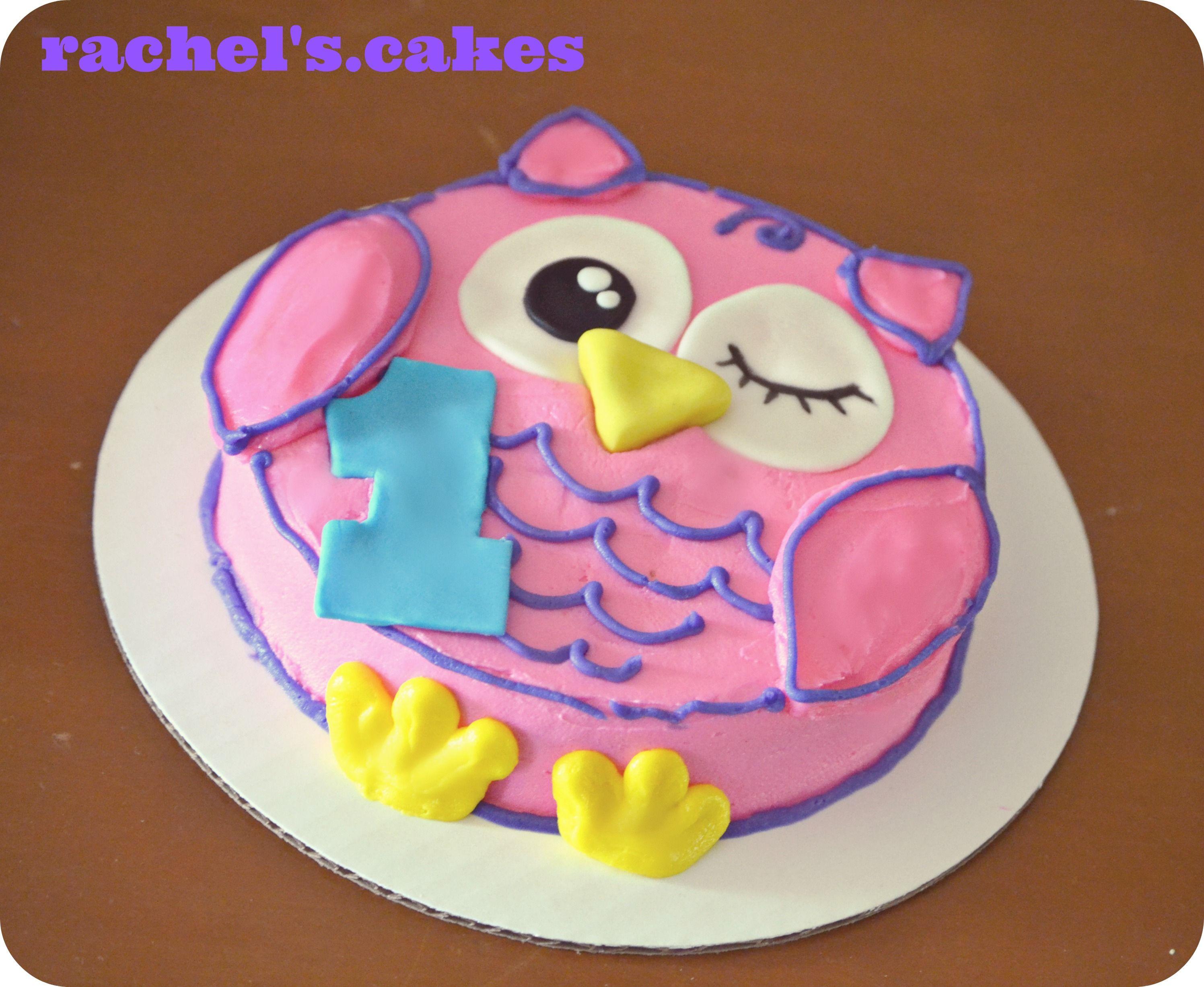 Admirable Owl Smash Cake Owl Cake Birthday Ice Cream Birthday Cake Personalised Birthday Cards Akebfashionlily Jamesorg