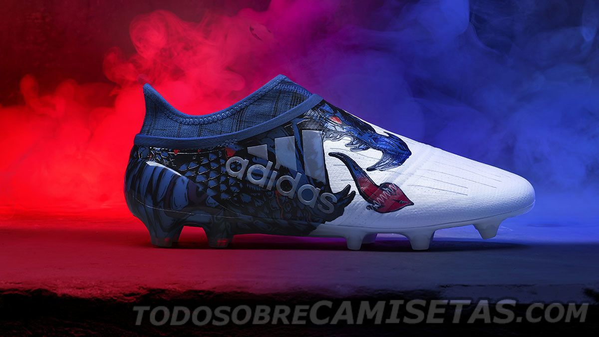 competitive price 262d3 03e99 Botines adidas UCL Dragon Pack x16