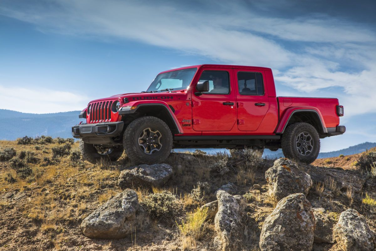 2020 Jeep Gladiator In Showrooms In The Second Quarter Of 2019