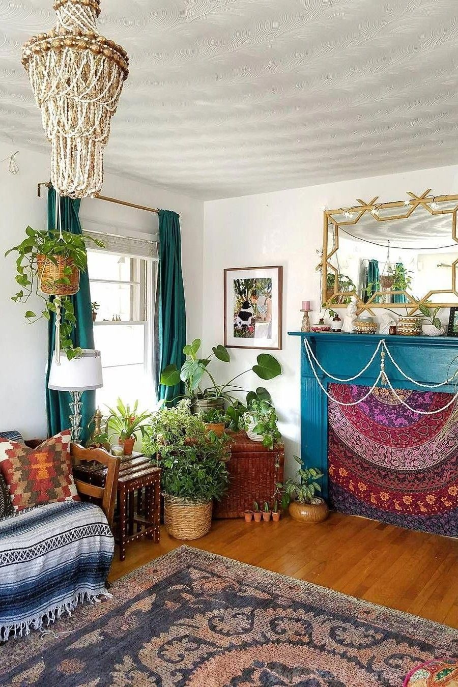 More on Bohemian Home Decor