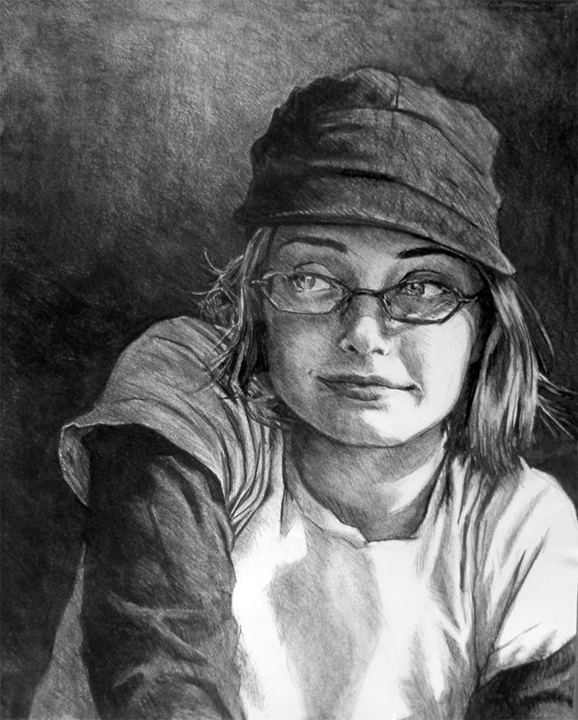 Charcoal Portraits Portrait Charcoal Portraits Portrait Drawing
