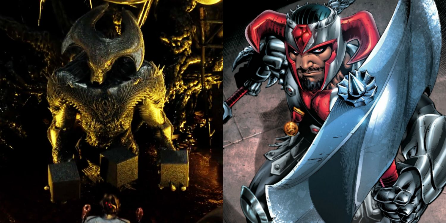 Justice League Movie Villain Possibly Revealed Justice League Justice League 2017 League