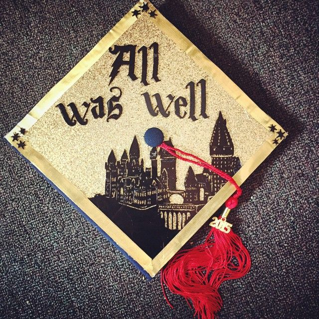 It's all getting very real, very fast. #harrypotter #allwaswell