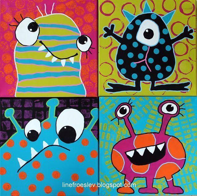 Grundschule Kunst 5. Klasse - Google-Suche - Kreativ für Kinder