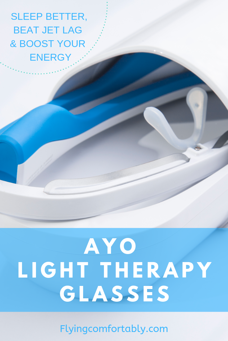 Ayo Light Therapy Glasses Review Do They Work Flying Comfortably Light Therapy Beat Jet Lag Jet Lag