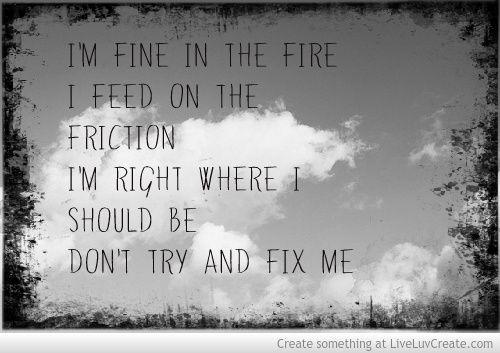10 Years Fix Me Me Too Lyrics Fix Me Lyrics Music Quotes