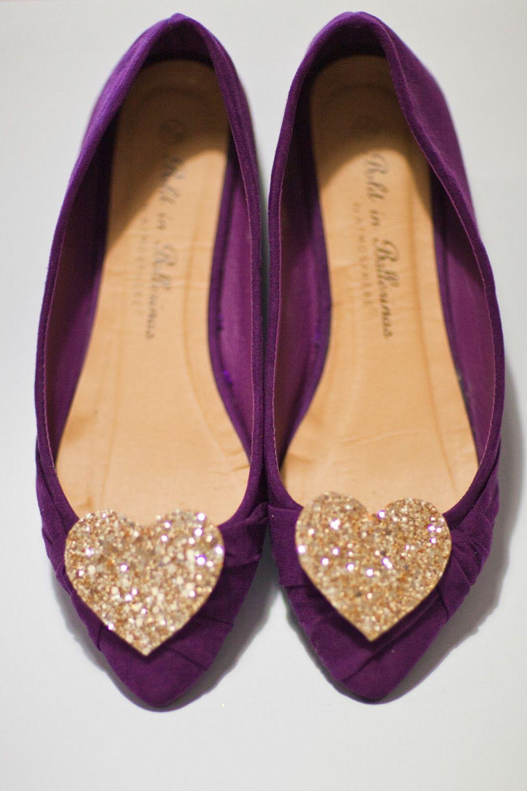 Make it. Shoe Clips Trio DIY