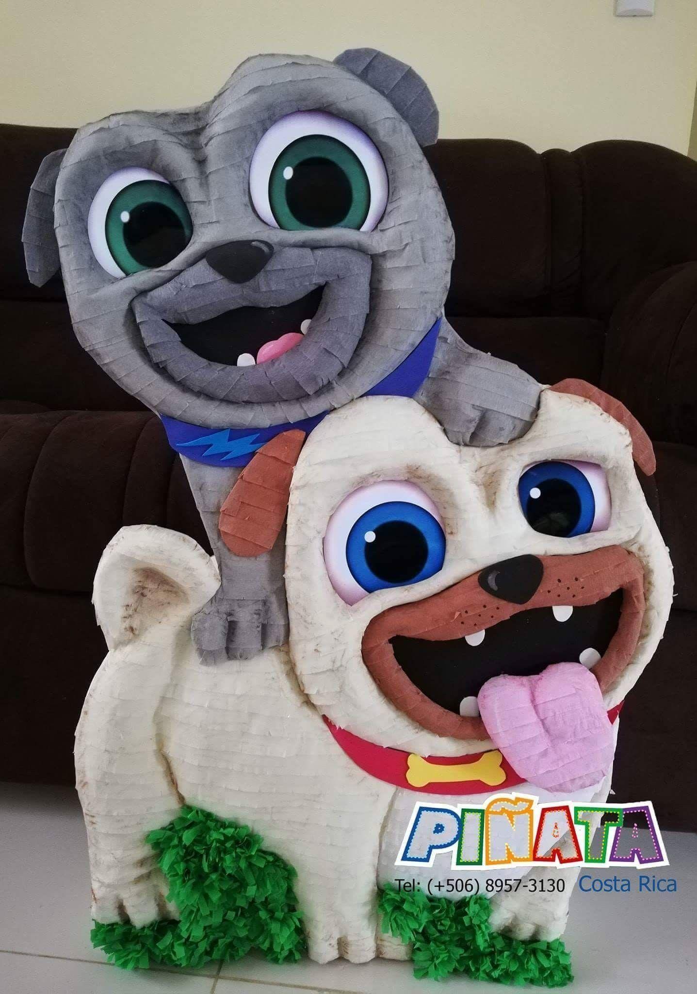Pinata Puppy Dog Pals Fiesta Puppy Dog Pals Puppy Birthday