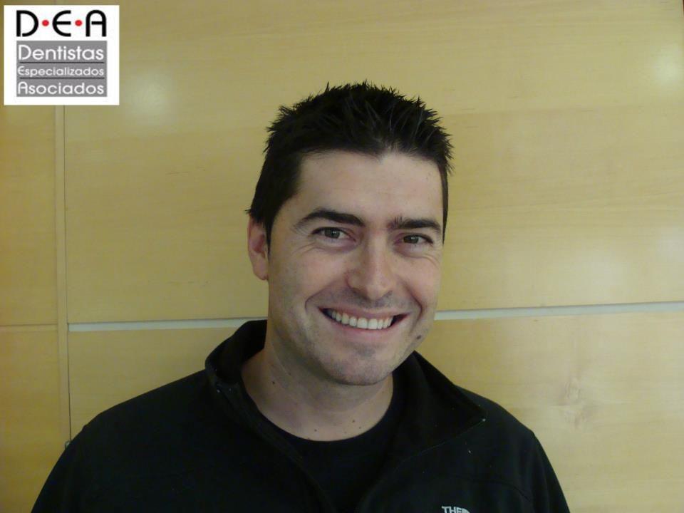Francisco Gómez Ruiz en nuestra Cínica de El Parador