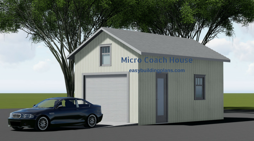 The Micro Coach House