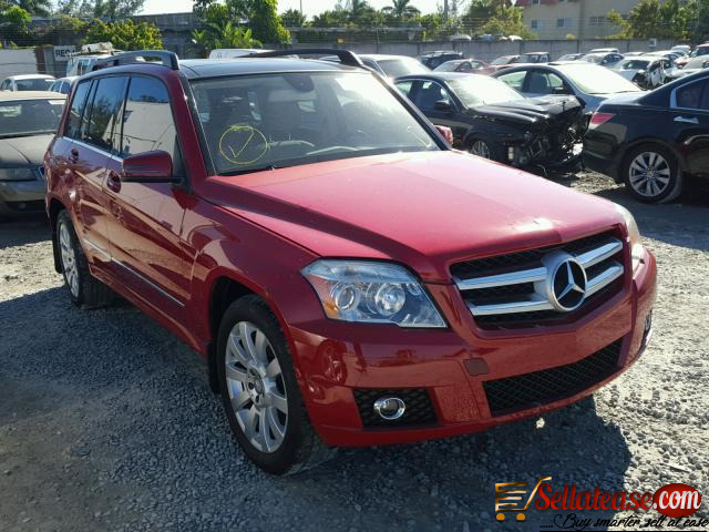used/ tokunbo MERCEDES GLK350 2010 4matic for sale in N