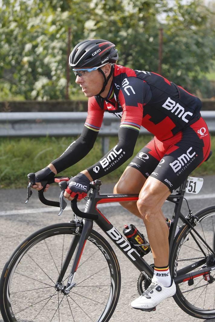 Giro di Lombardia GILBERT Philippe (BEL) BMC Photo : Yuzuru SUNADA