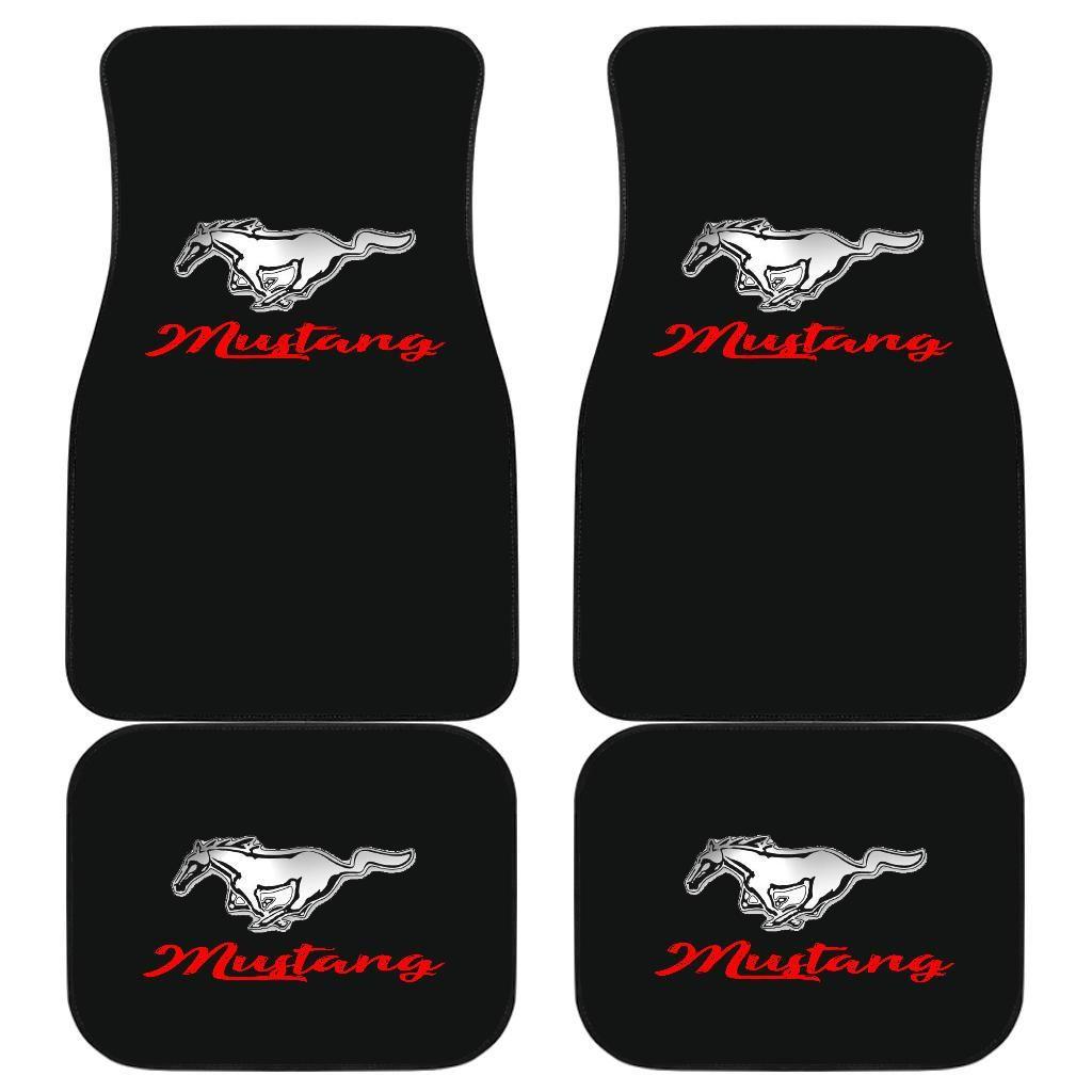Mustang Mats V6 With Car floor mats, Mustang, Car mats