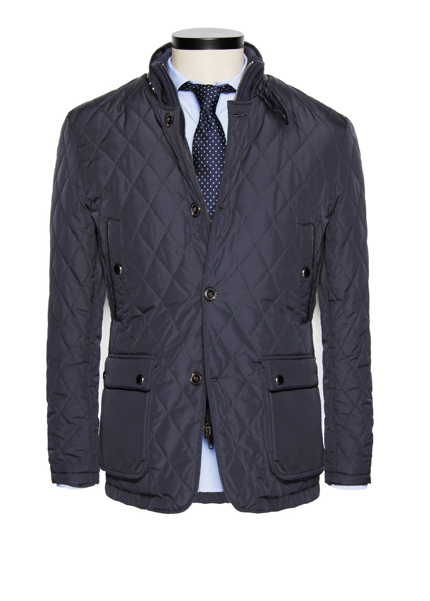 timeless design b7350 34ef1 Giacca husky impermeabile - Uomo | outfit | Giacca da uomo ...