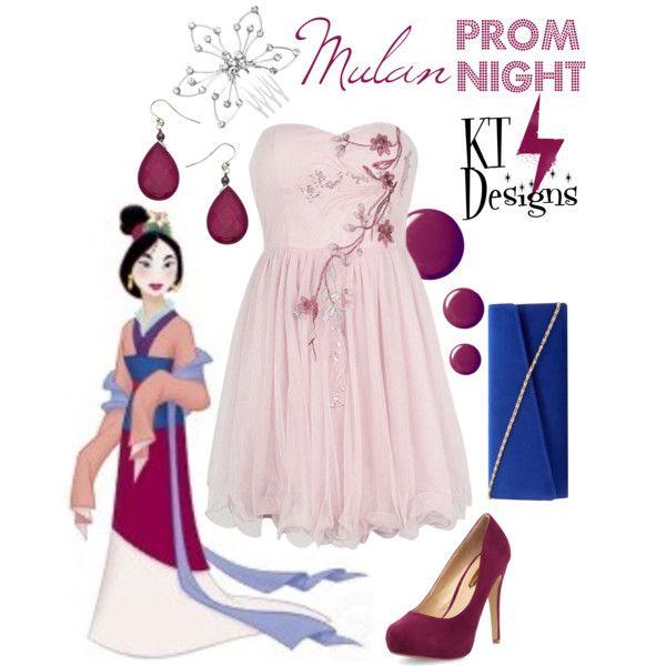 Mulan Prom Dress
