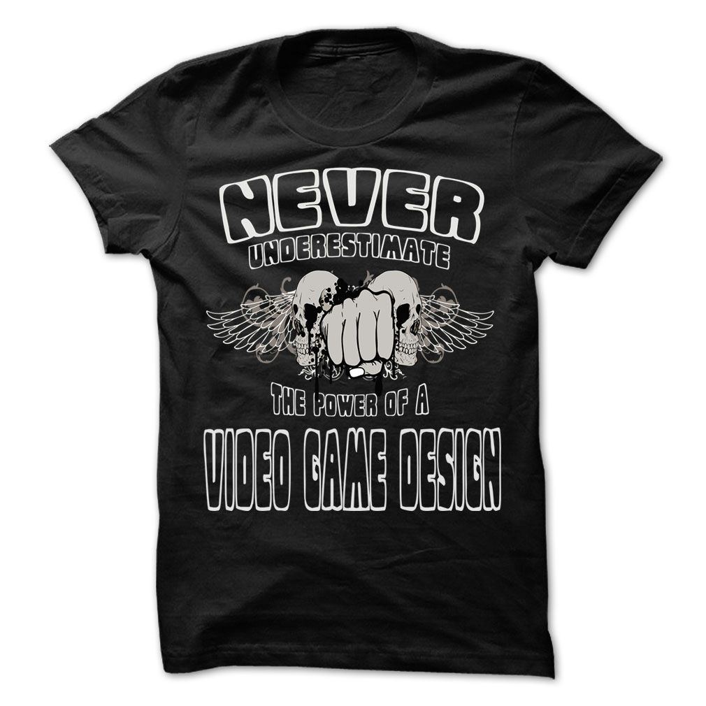 Shirt design video -  New Tshirt Name Printing Never Underestimate The Power Of Video Game Design 999 Cool