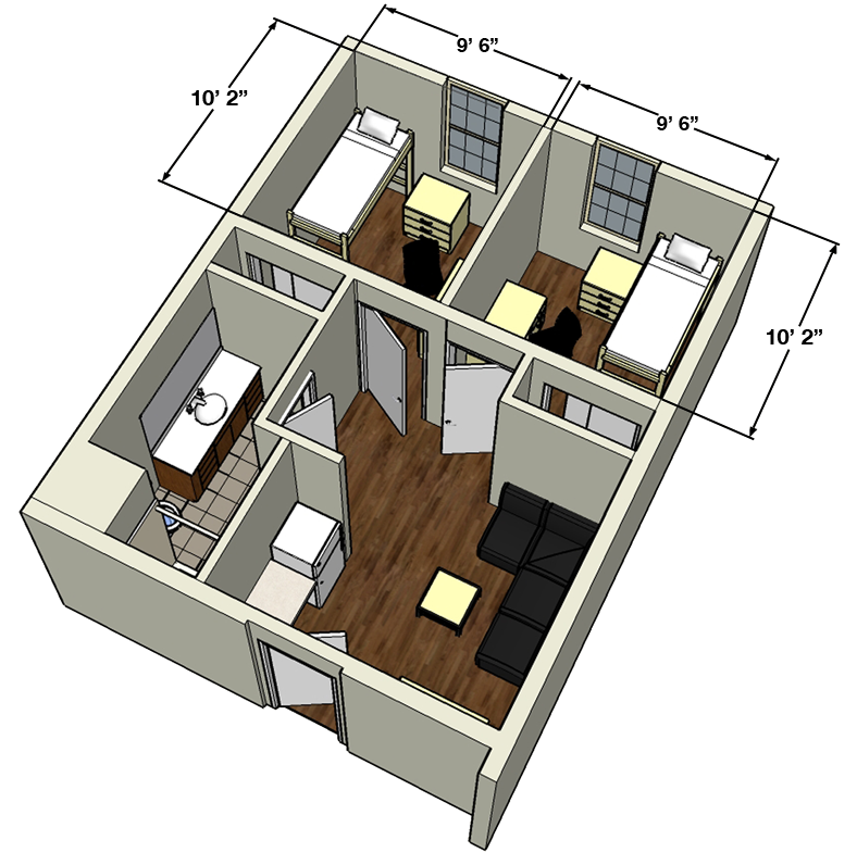 Texas A M Dorm Room Layouts