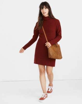 99b9dd797ef Madewell Skyscraper Sweater-Dress