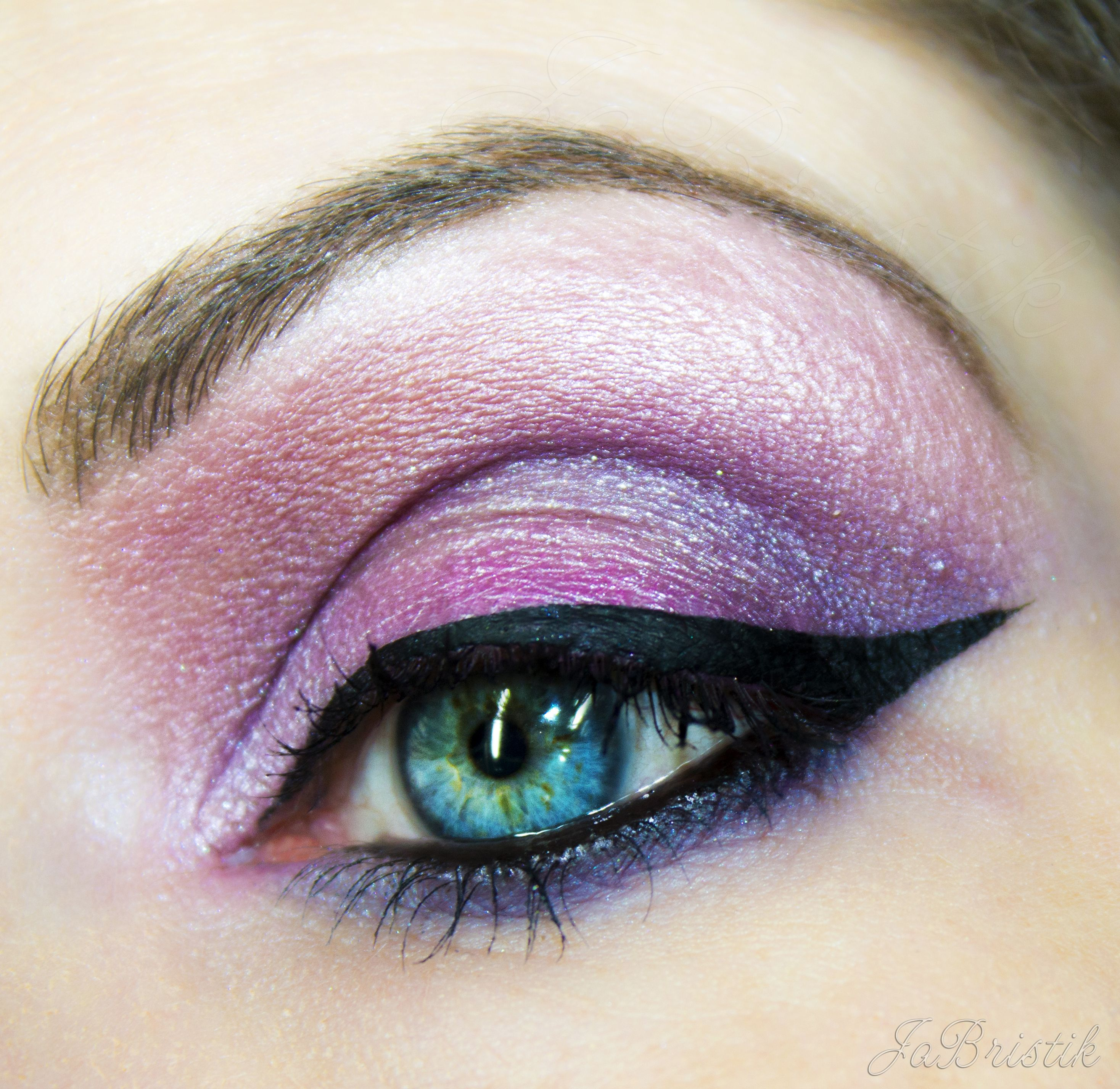 Detail for #Makeup example 4 from my #Swatch of one of my ...