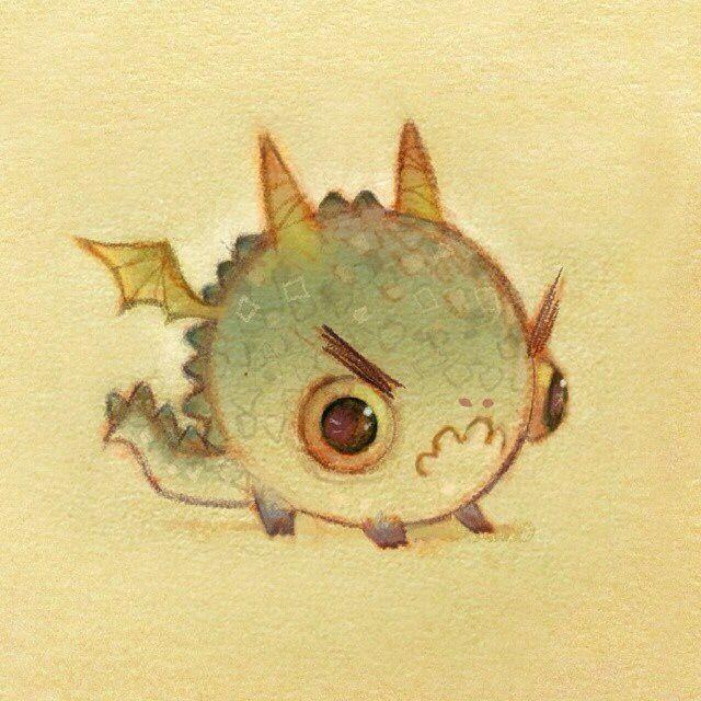 Cuuute | Cute dragons, Cute dragon drawing, Dragon drawing