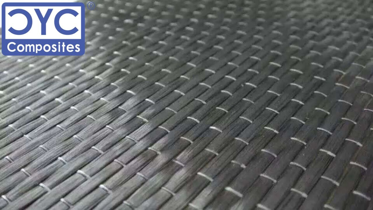 Advanced 12k Carbon Fiber Unidirectional Fabric Ud Fabric For Strengthening Construction Buildings Carbon Fiber Activated Carbon Carbon