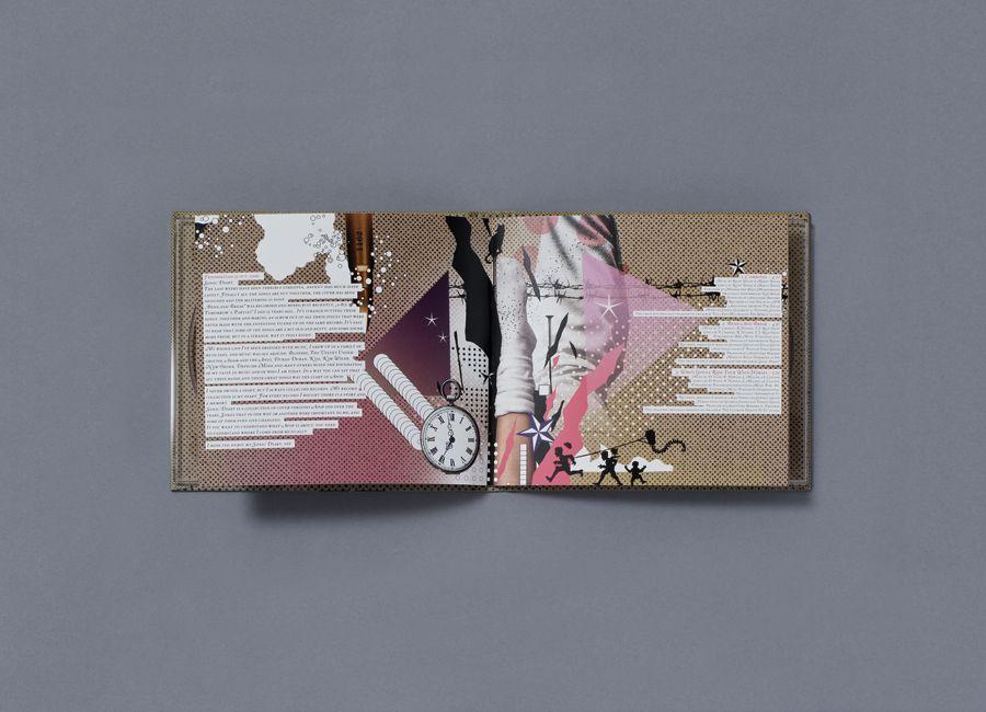 music packaging (inside)