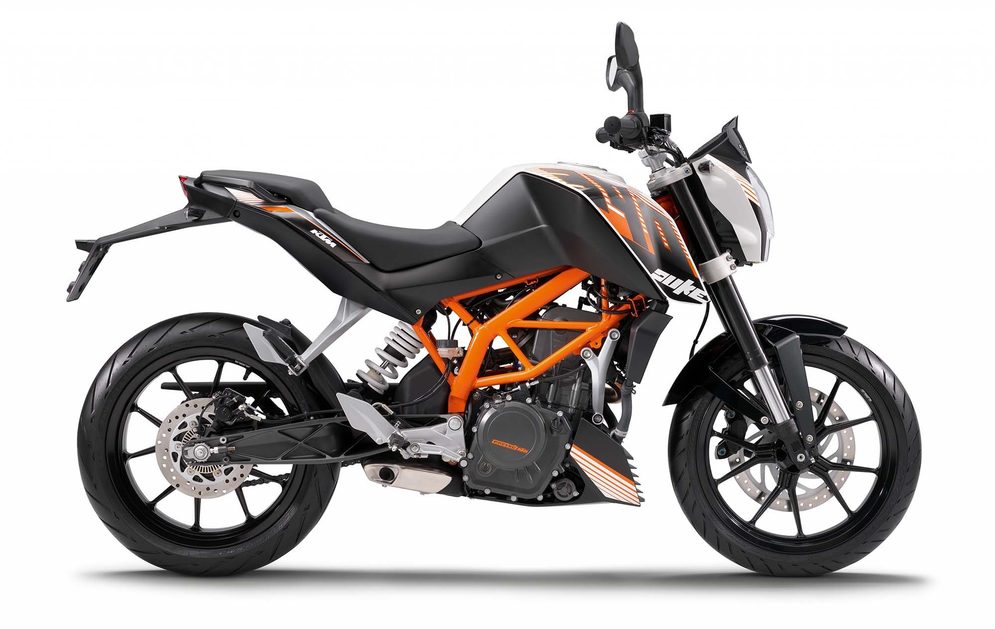 More High Res Photos Of The Ktm 390 Duke Beginner Motorcycle