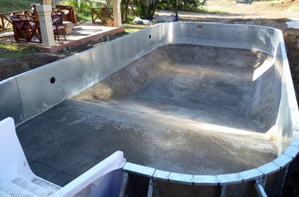 Do it yourself inground swimming pool diy inground pool do it yourself inground swimming pool solutioingenieria Image collections