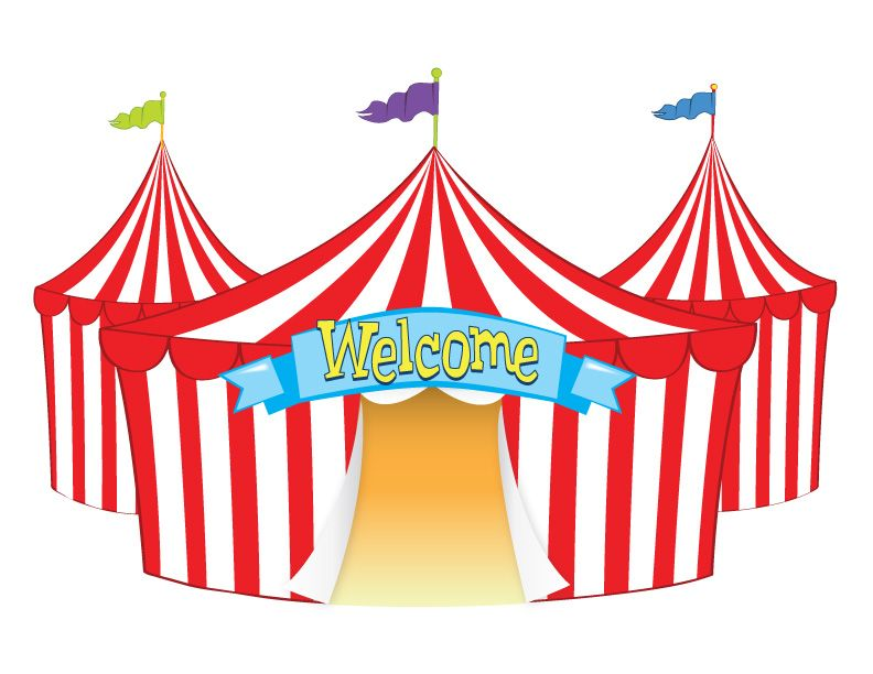 Fair Tent Clipart Welcome_tent  sc 1 st  Pinterest & Fair Tent Clipart Welcome_tent | Funfair | Pinterest | Tents