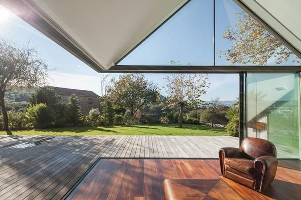 Retractable Glass Walls Residential Slid G Engaging Kids Room .
