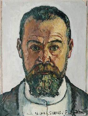 Ferdinand Hodler - auto-portrait
