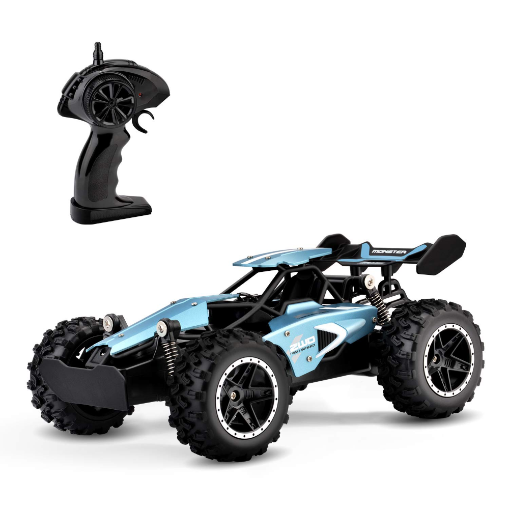 Amazon Com Rc Cars Kingbot 2 4 Ghz 1 18 Scale 2wd Remote Control Car Toys 14 Km H All Terrain Radio Cont Remote Control Cars Toys Rc Cars Remote Control Cars