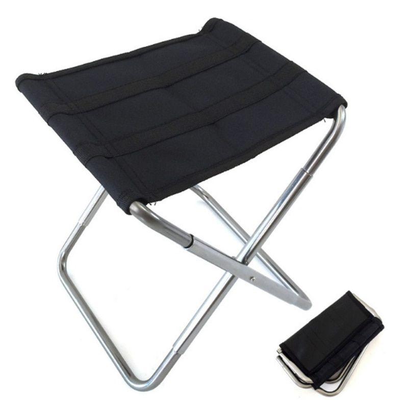 Camping Chair Portable Folding Beach Chair Fishing Chair Folding Backpack Outdoor Foldable Picnic Party Beach Chair With Bag Beach Chairs
