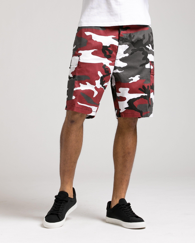 B.D.U. Short Camo shorts, Gym men, Patterned shorts