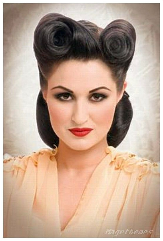 50's Hair Pin Up Google Search Hair Pinterest