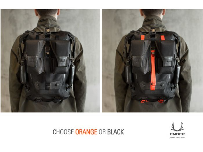EMBER EQUIPMENT - MODULAR URBAN PACK by Ember Equipment — Kickstarter