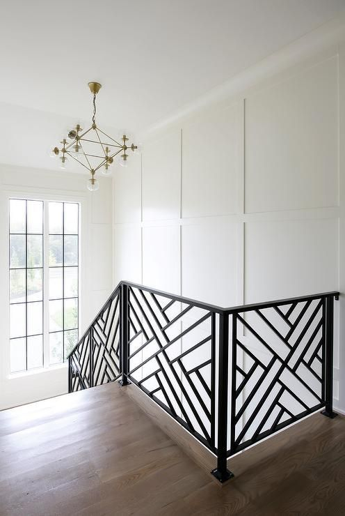 Chic Modern Stair Railing Ideas That Are Steps Above the Rest | Hunker