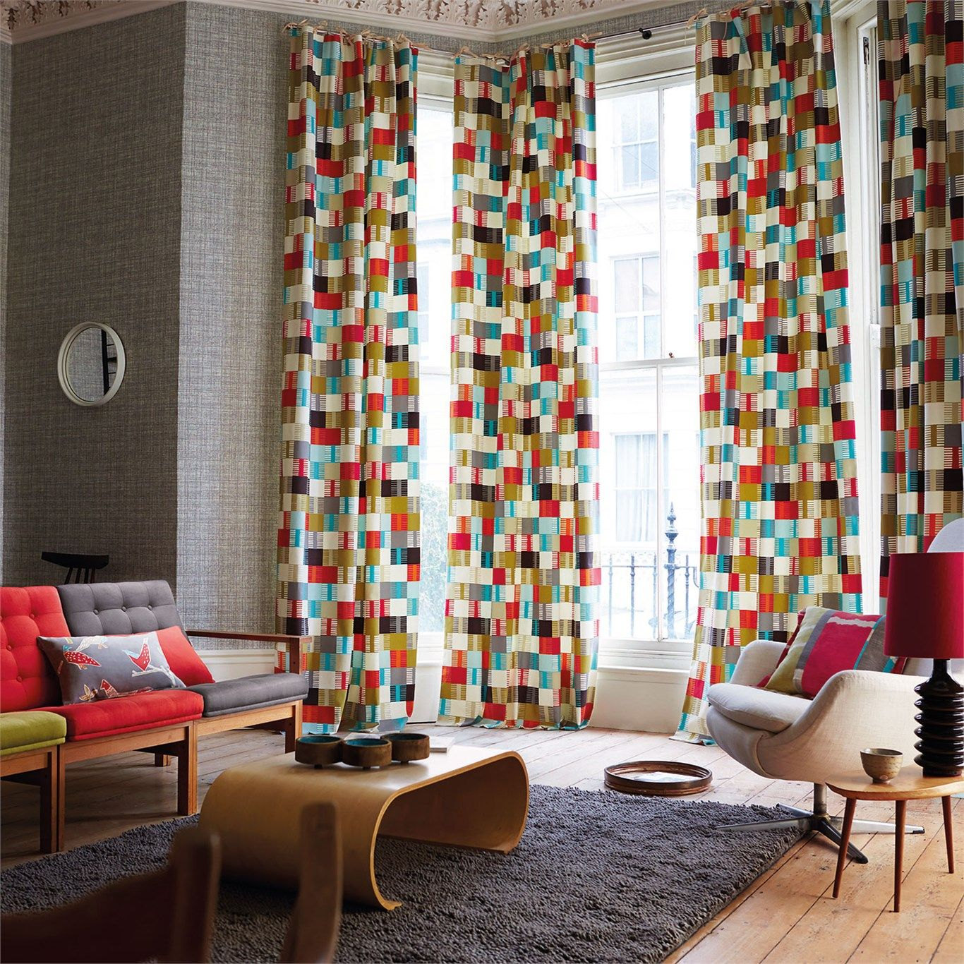 Scion designer fabric and wallpapers products navajo