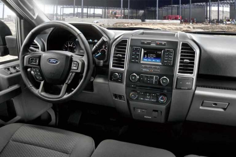 F 150 Xlt Interior With Images Ford F150 Ford F150 Interior