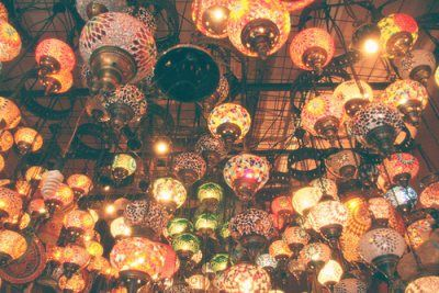 <3 me sum lanterns