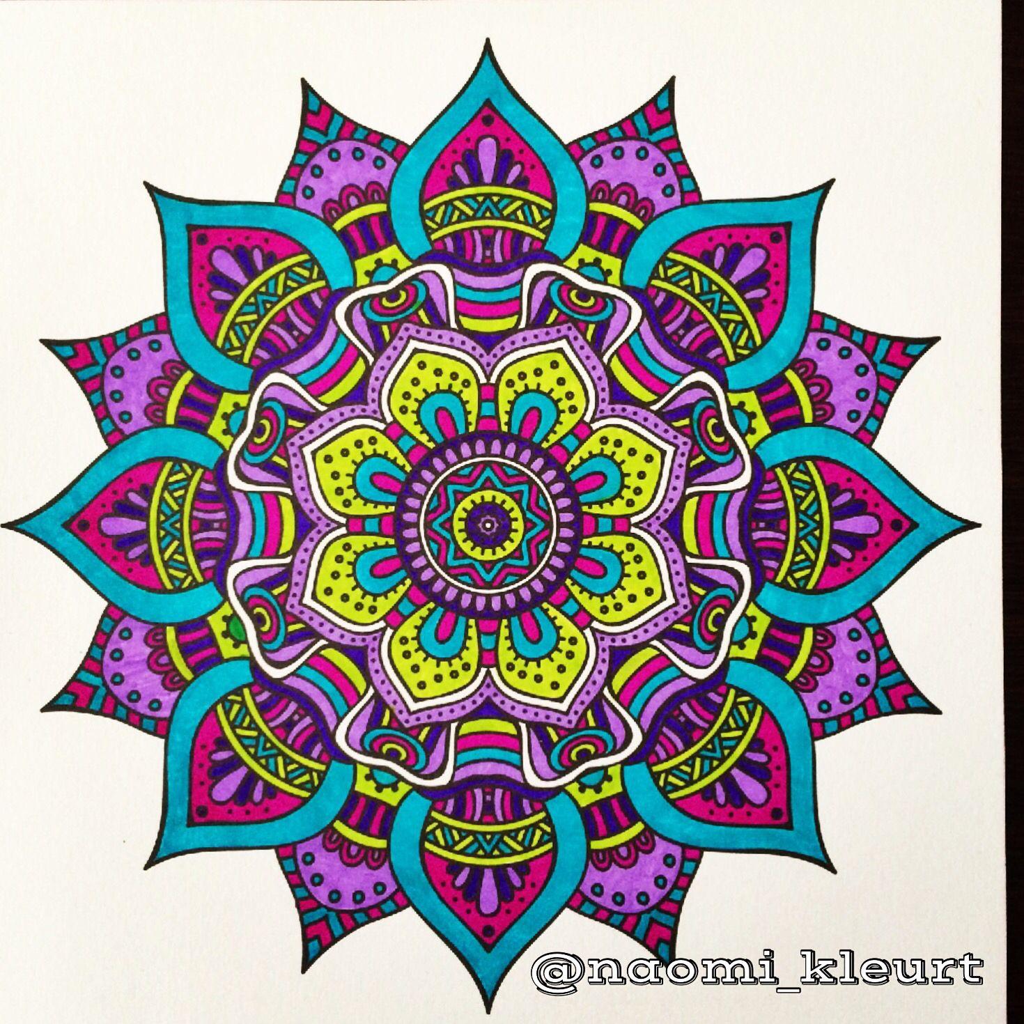 Mandalas mandalas mandalas dibujos con mandalas y - Colores para mandalas ...