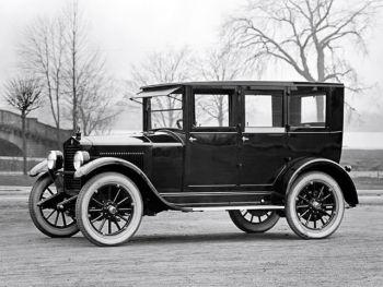 1922 Essex Sedan