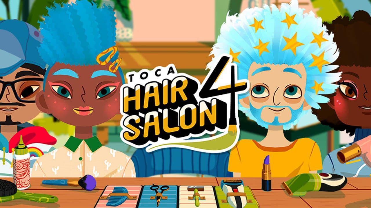 Toca Hair Salon 4 APK 1.5.0play (MOD Unlocked) Download