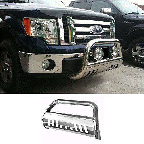 Mifeier Front Brush Push Grille Guard Bull Bar For 04 14 Ford F150 07 14 Expedition Navigator Car Accessories Online Market Car Accessories Truck Accessories Ford F150