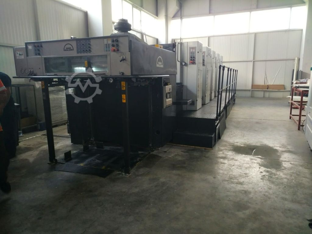 Used Offset Printing Machine Roland 705 Straight For Sale