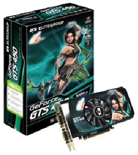Ecs Geforce Gts 450 1024 Mb Gddr5 Pci Express 2 0 Dual Dvi Mini Hdmi Graphics Card Ngts450 1gpl F By Ecs Elitegroup Graphic Card Computer Accessories Lan Party