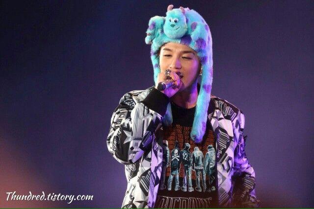 160820 #Taeyang #BigBang